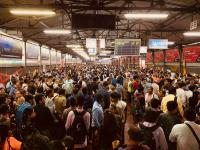 Current transport networks in large Indian cities are woefully inadequate for integrating the labor markets created by new growth clusters across metropolitan regions. Photo by Smith Mehta/Unsplash